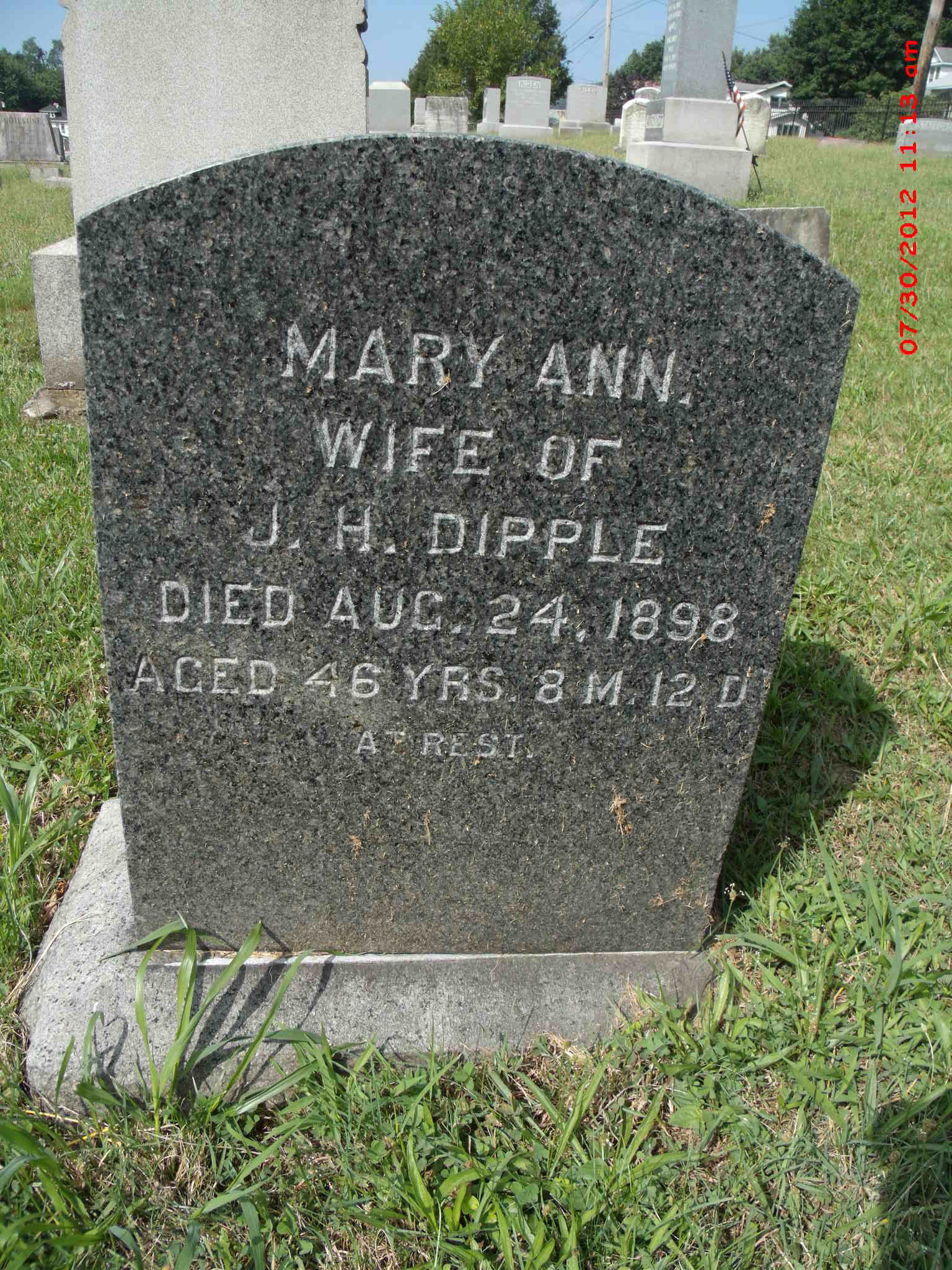 Mary Ann Worley