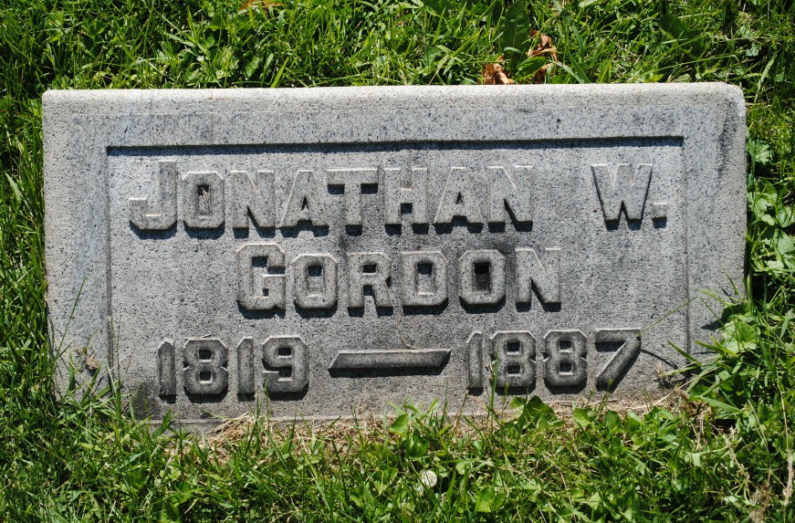 Jonathan W Gordon
