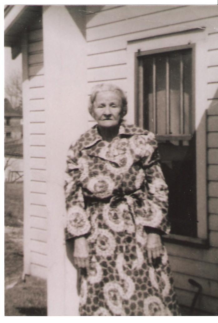 Frances Victoria Belcher