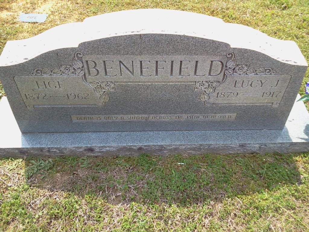 Elijah Benefield