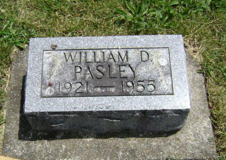 Darwin Pasley