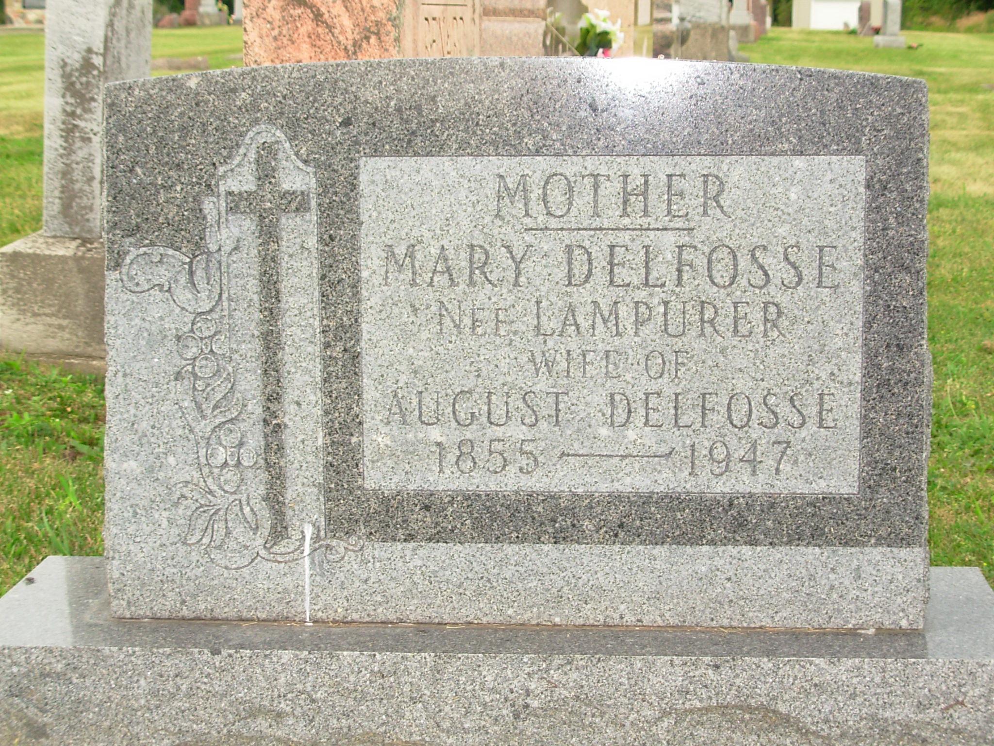 Edith Emily Delfosse