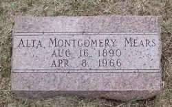 Hassie Alta Montgomery