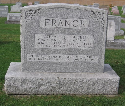 Emma Amelia Franck