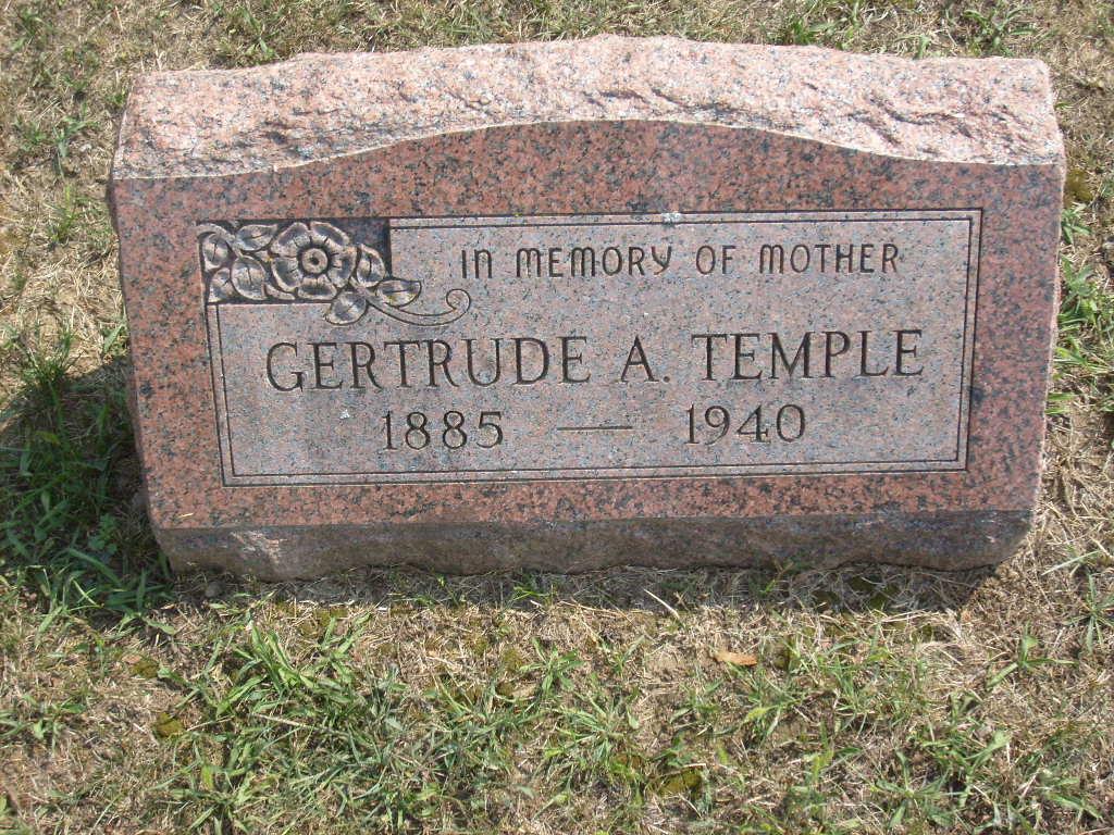 Gertrude Temple