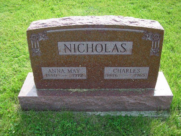 Anna May Nicholas