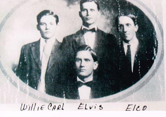 Carl Eugene Evans