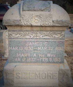 James A Sizemore