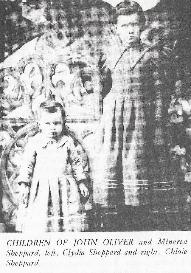 Minerva Alice Oliver