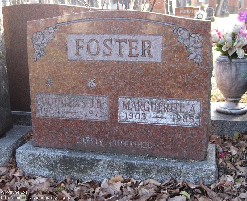 Douglas Allan Foster