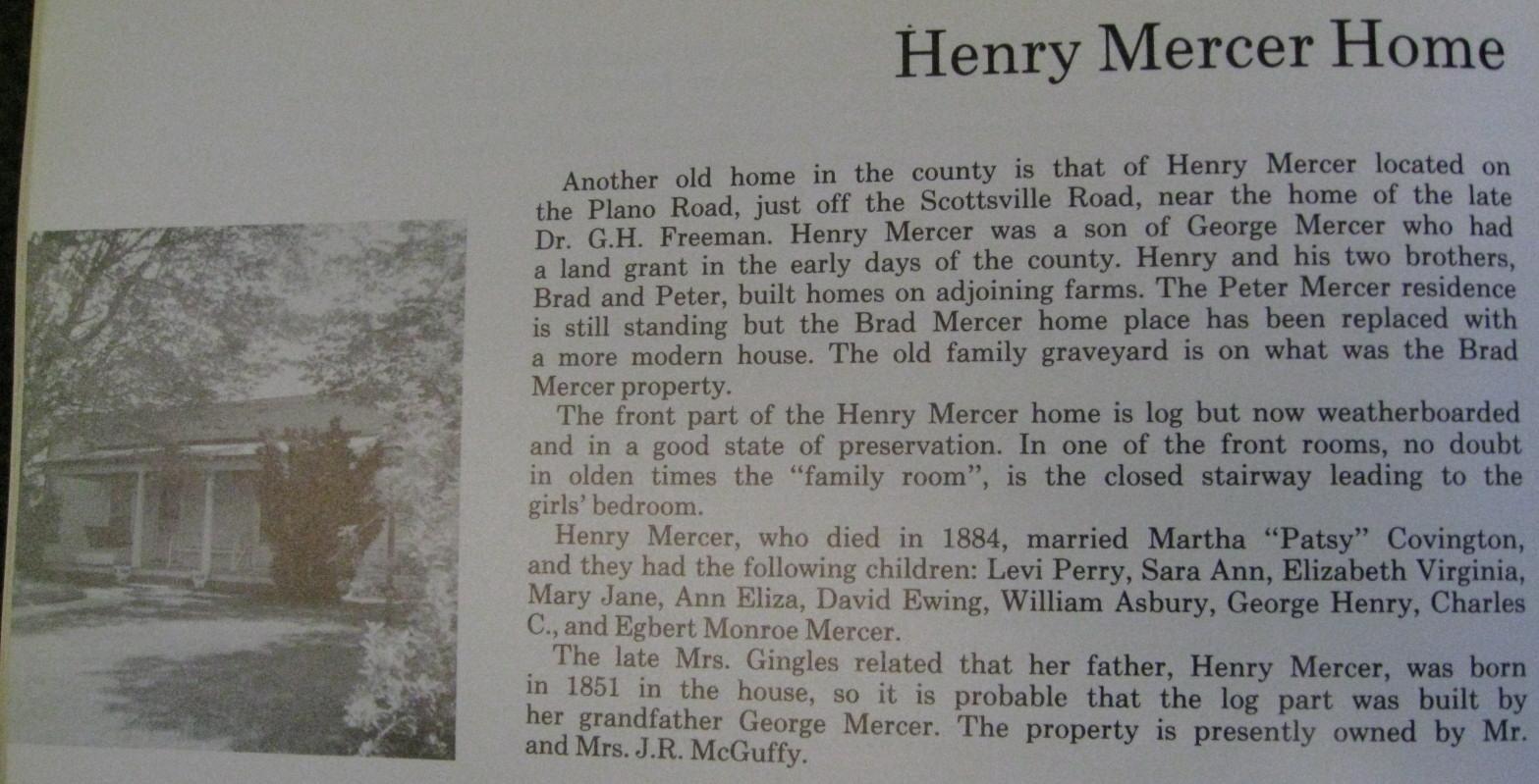 Henry Mercer