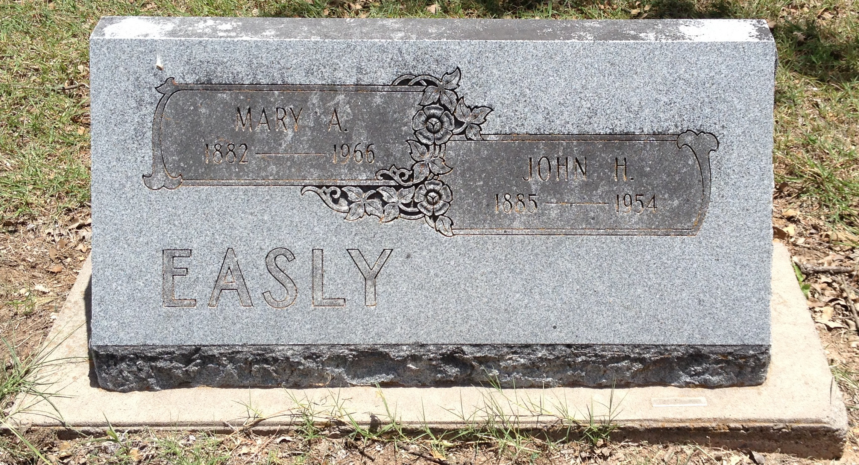 Dudley Howell Easley