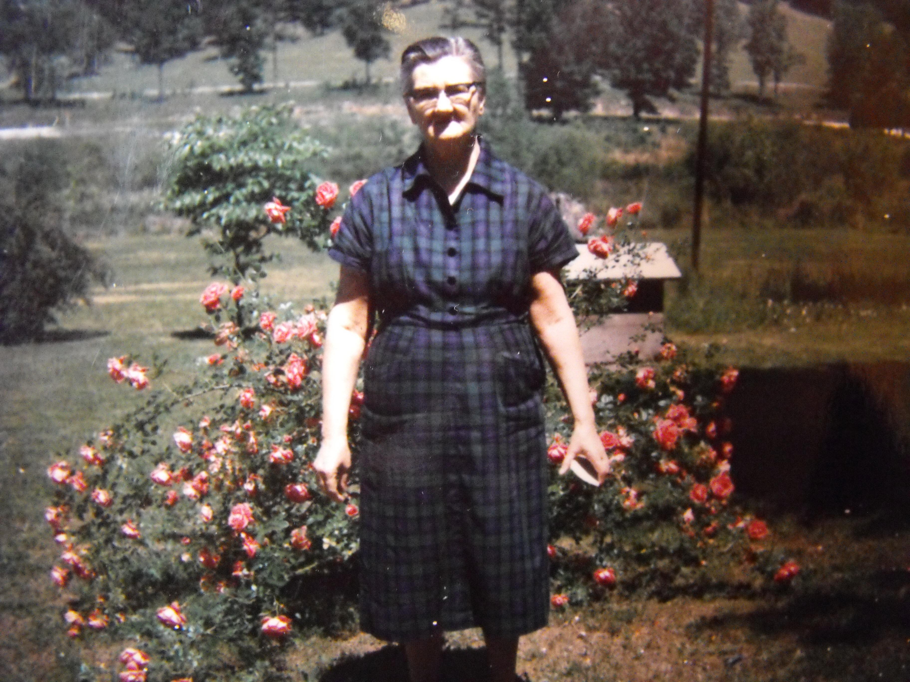 Bessie Mae Tidwell
