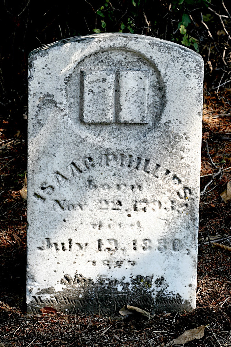 Isaac Phillips
