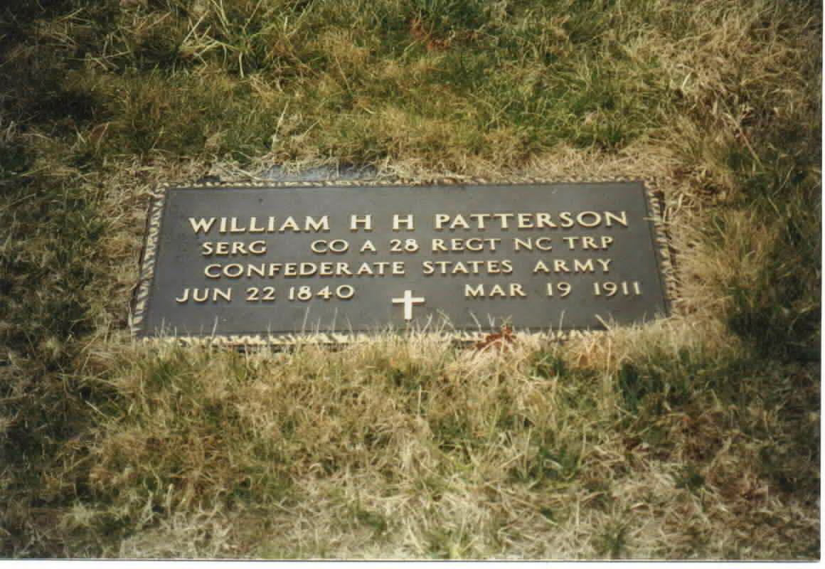 William Harrison Patterson