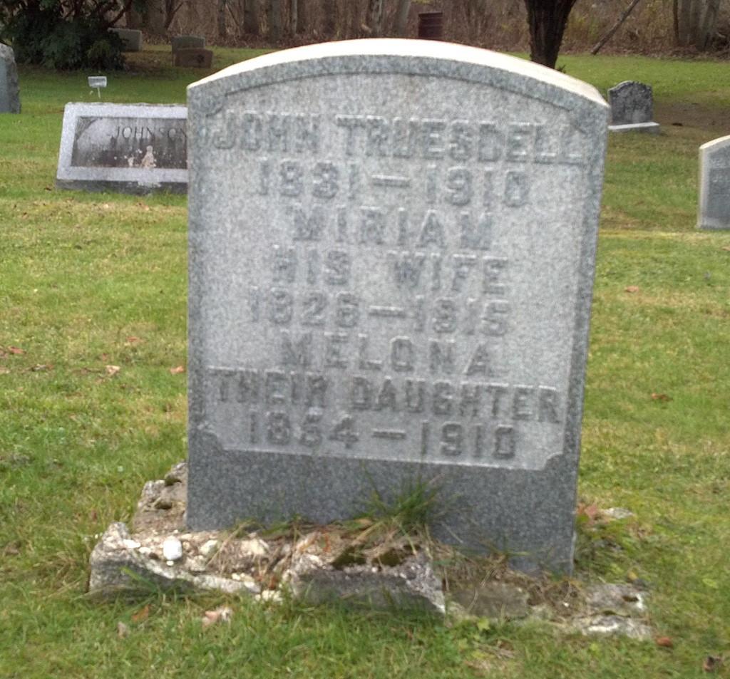William P Truesdell