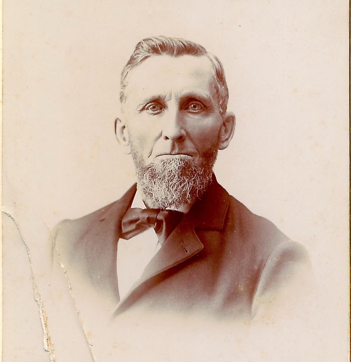 Andrew Jackson Mcclure