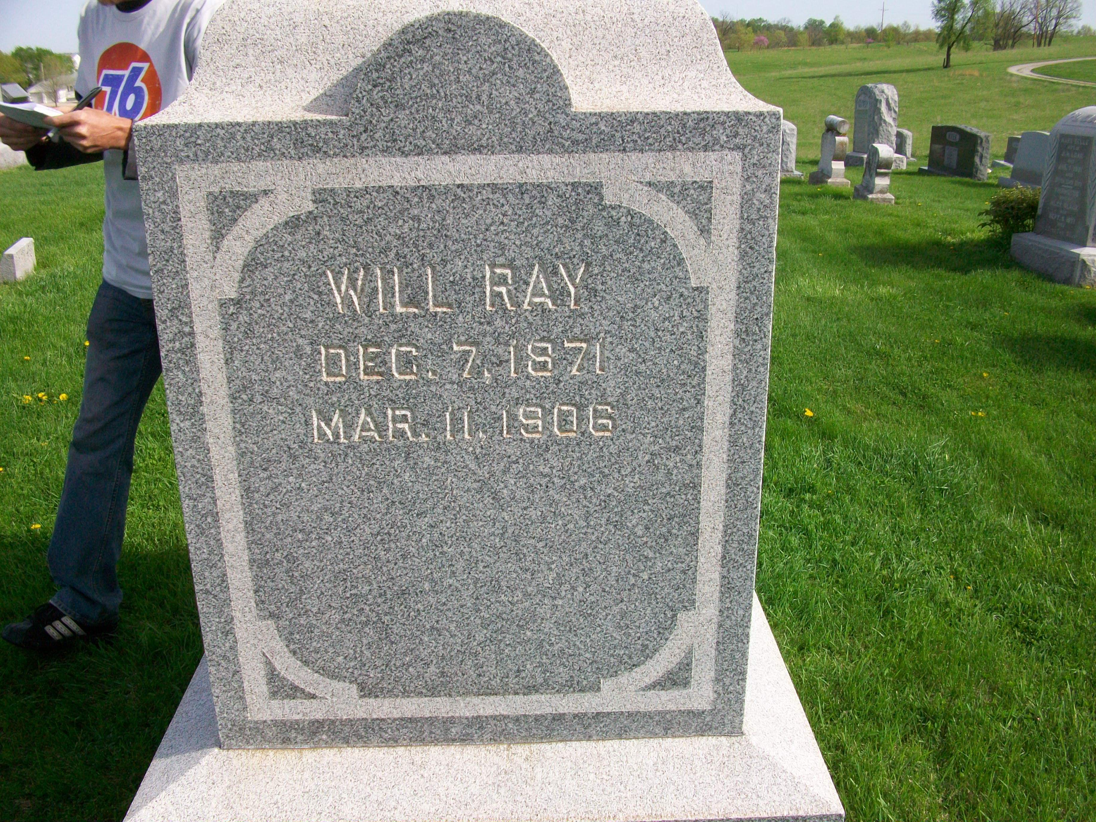 William George Ray
