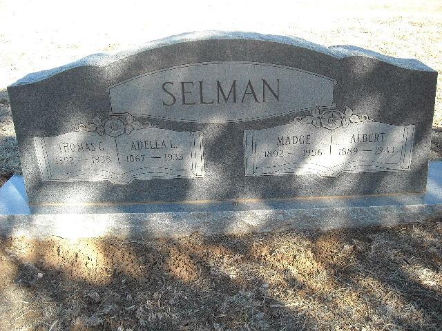 Thomas R Selman