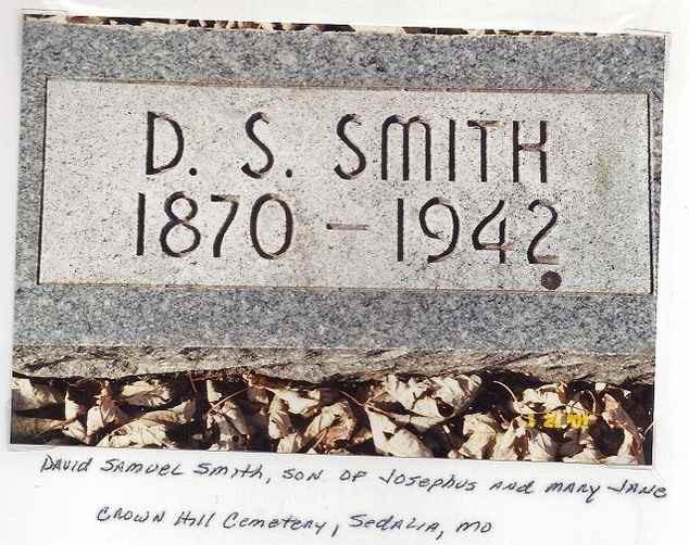 Samuel David Smith