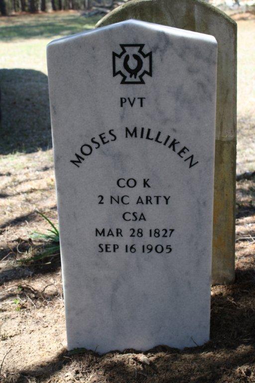 Moses Milliken