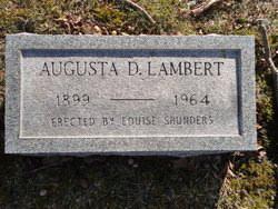 Gussie Lambert
