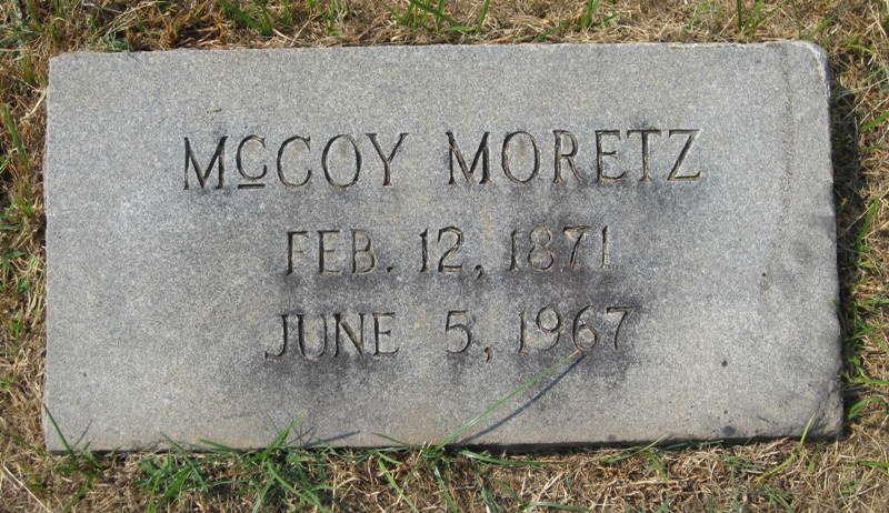 McCoy Lee Moretz