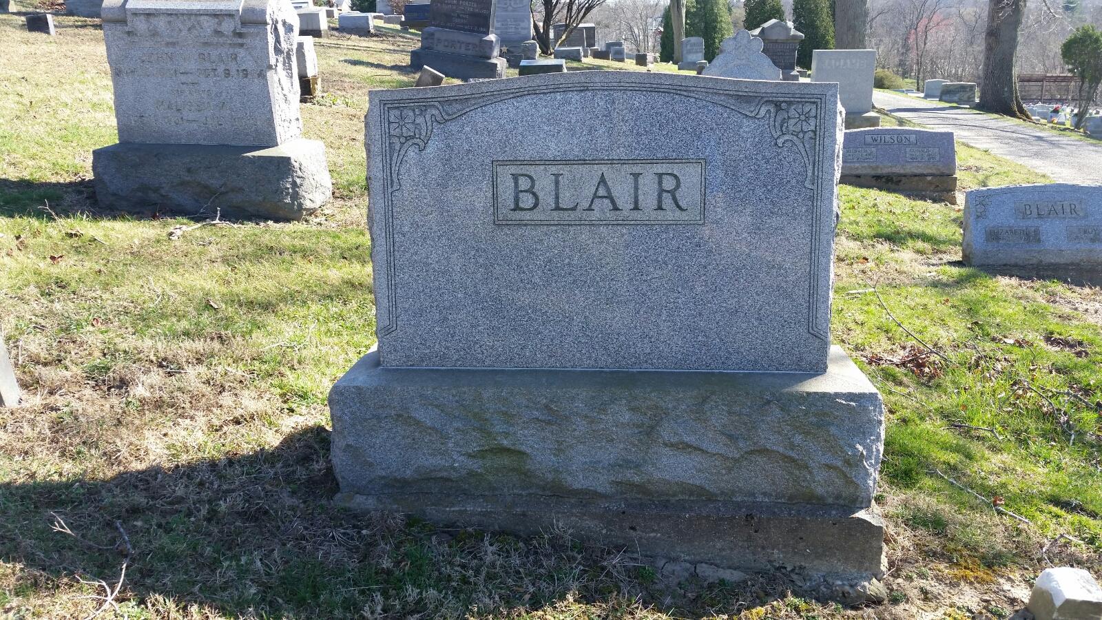 Newton Blair