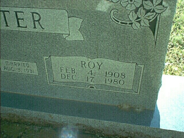 Roy Etter
