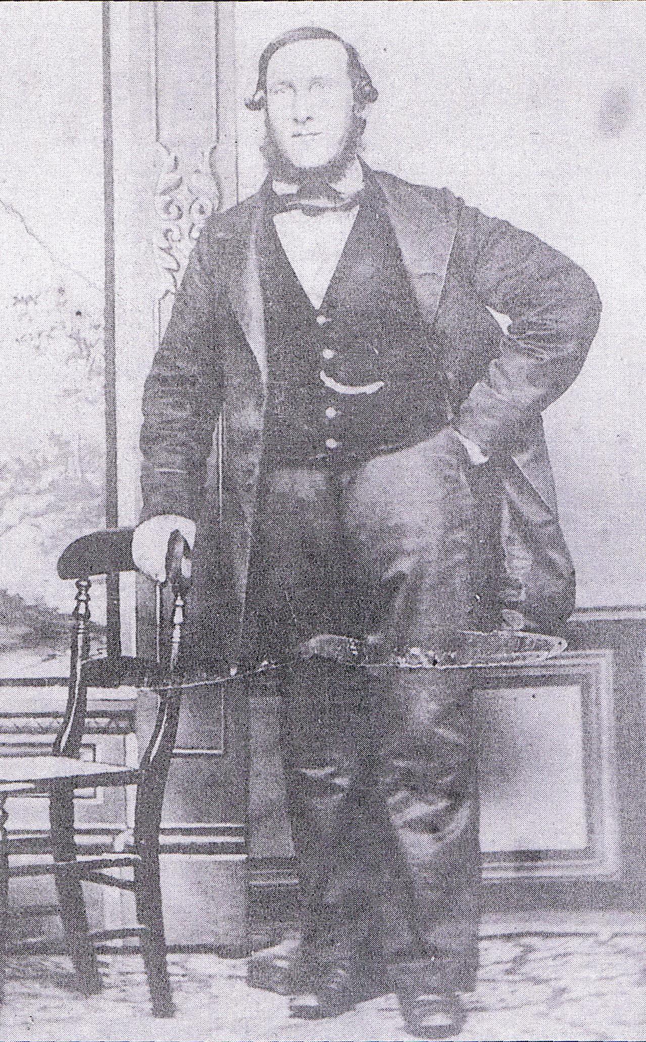 George W Beers