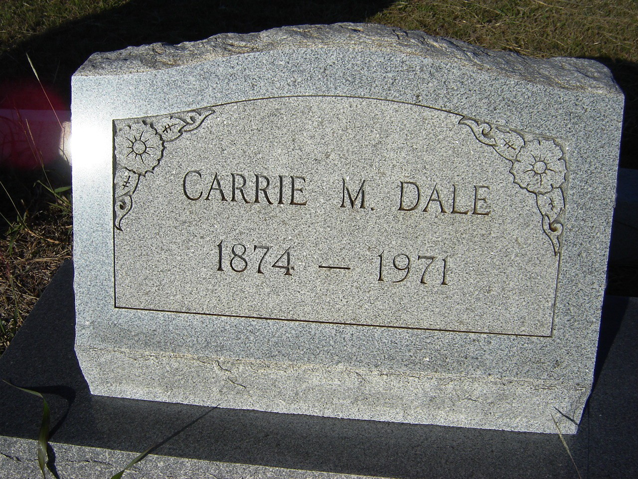 Carrie M Bright