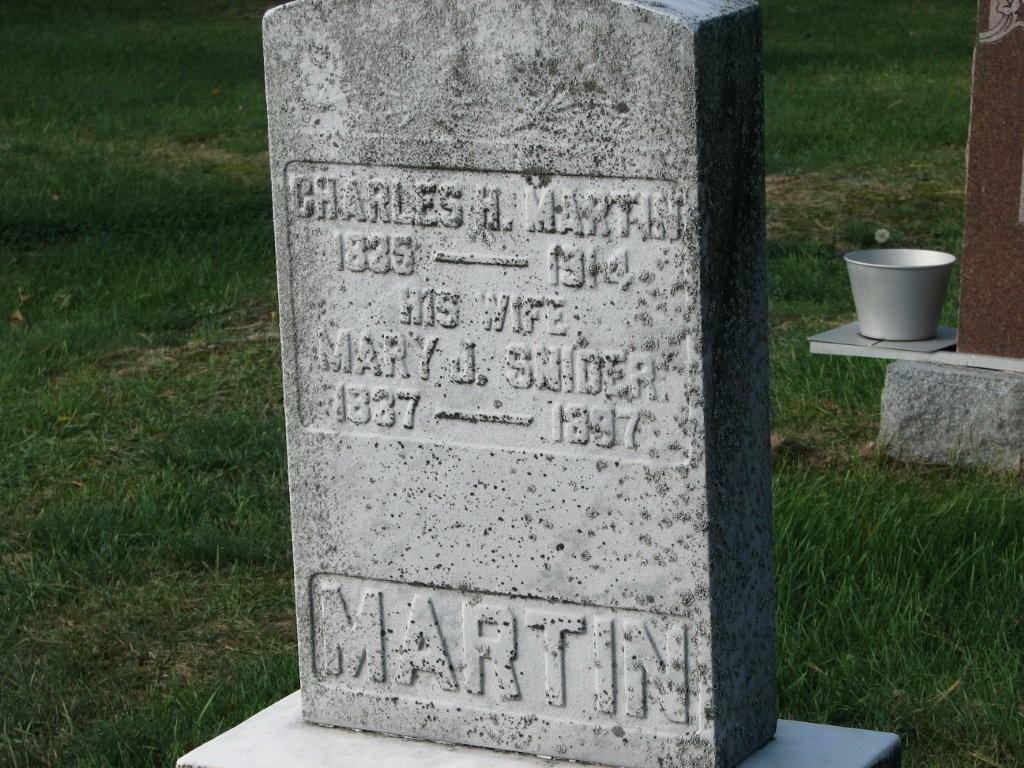 Charles Henry Martin