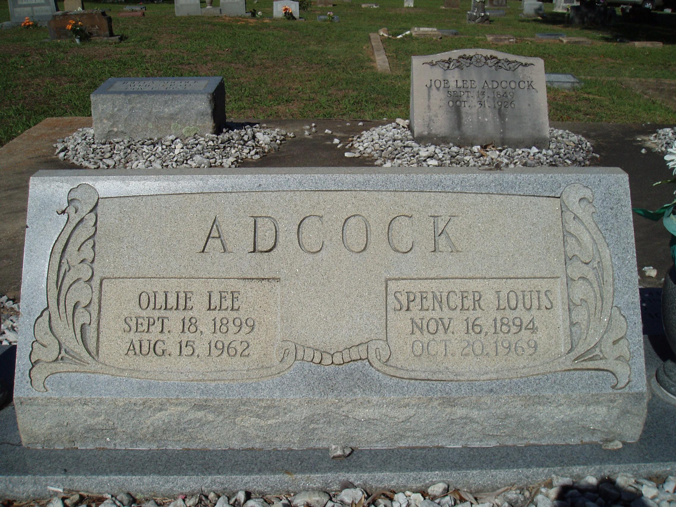 Louis Adcock