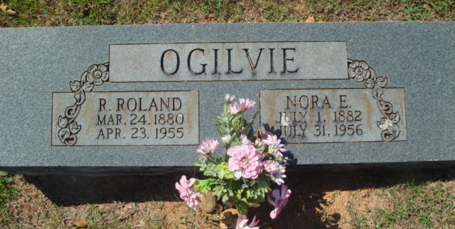 Roland R Ogilvie