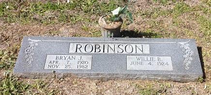 John Bryan Robinson