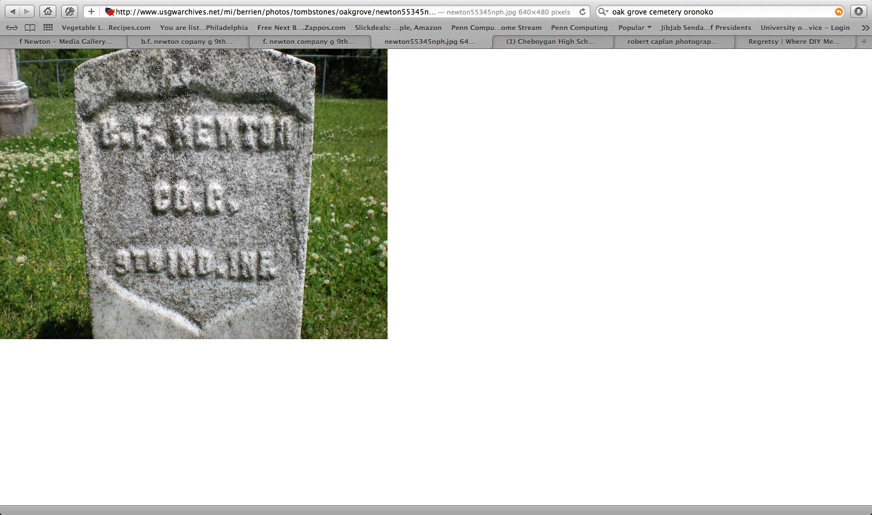 Benjamin Franklin Newton