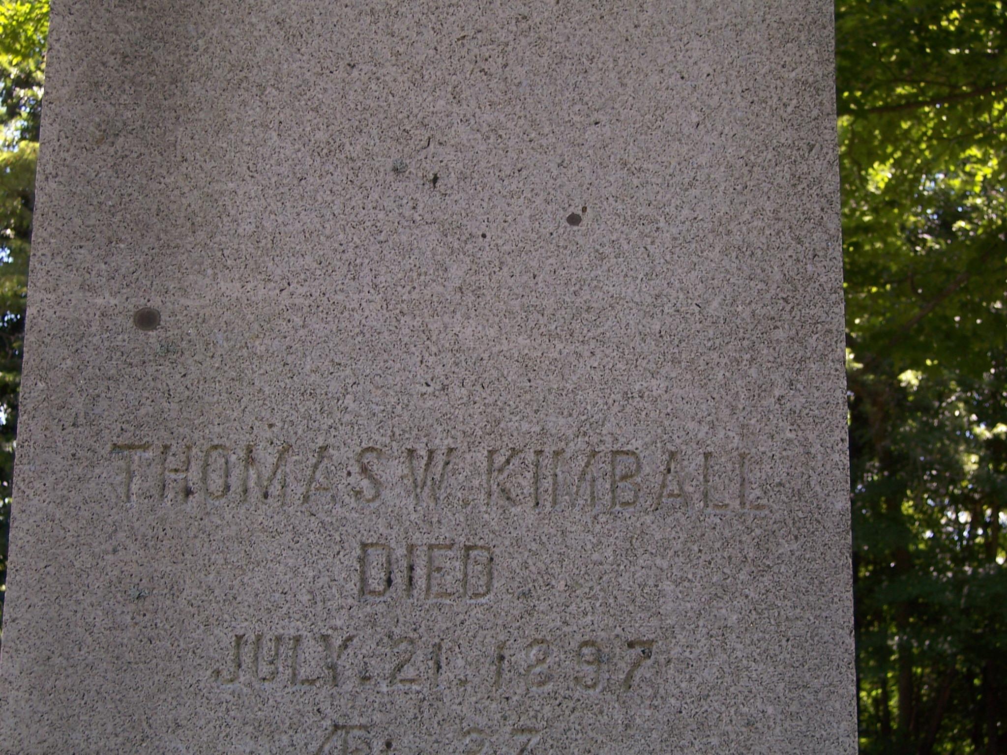 Winifred Kimball