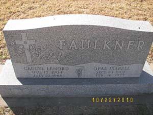 Carcel Leonard Faulkner
