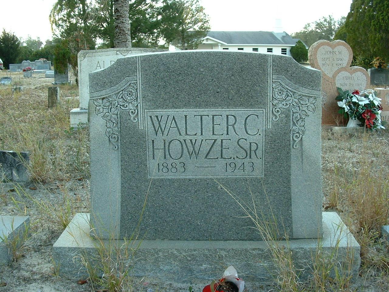 Walter Howze