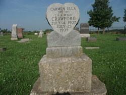 Carmen Steel Crawford
