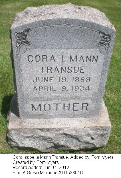 Cora Transue