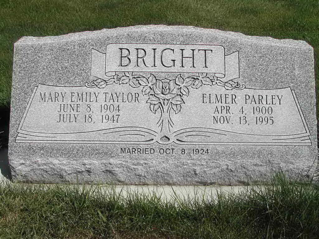 Elmer Parley Bright