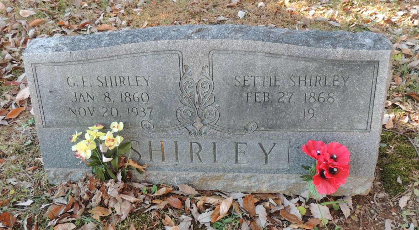 George R Shirley