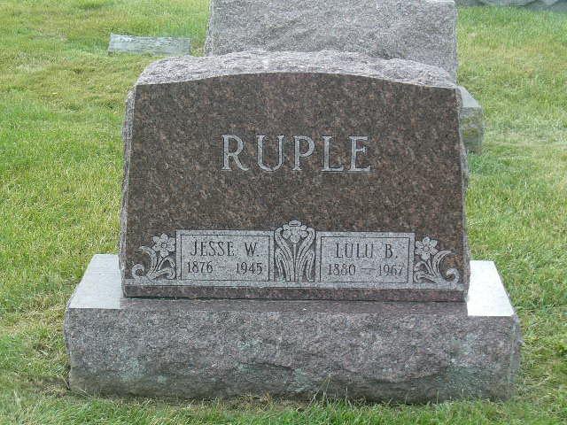 Wiley W Ruple