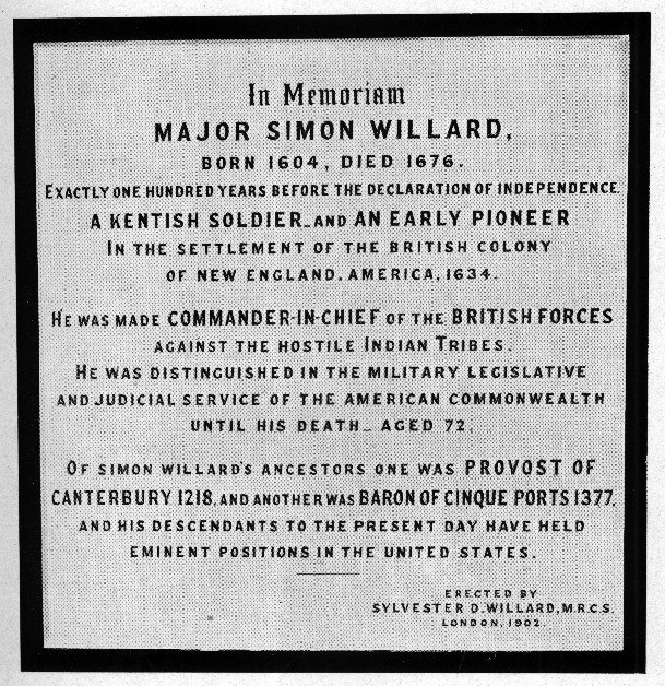 Simon Willard