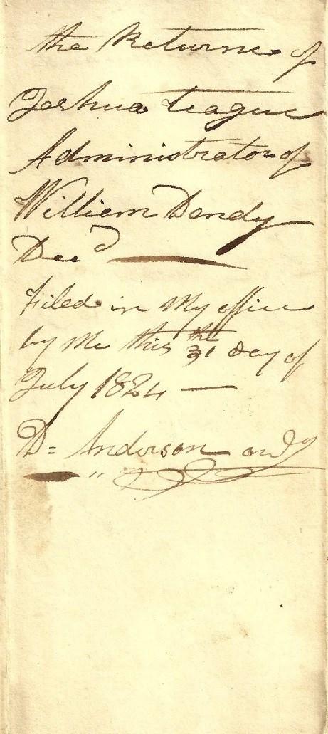 William Dendy