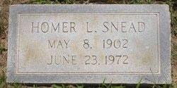 Homer Leroy Snead