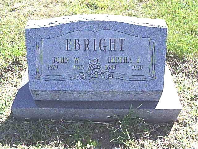 John E Ebright