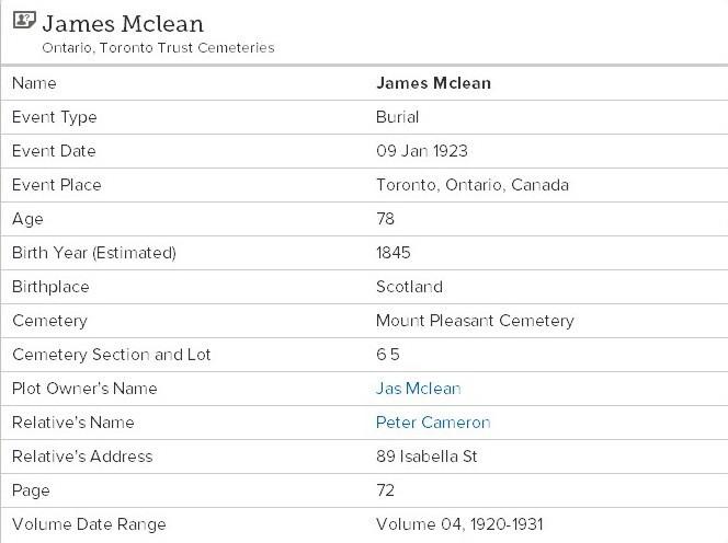 James McLean