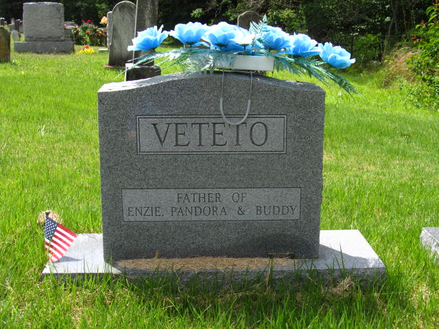 Commodore Perry Veteto